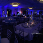 Wedding Reception Uplighting.