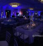 Wedding Reception Uplighting.