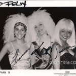 Company B Signed Promo Photo.