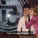 DJ Felix Chinea Studio 51