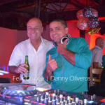 DJ Felix Chinea and Danny Oliveros