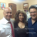 DJ Felix Chinea Linda Clifford Avy Gonzalez