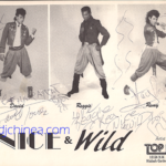 Nice And Wild Autographed Promo Photo