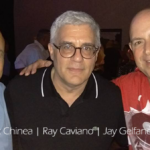 DJ Felix Chinea, Ray Caviano and Jay Gelfand.