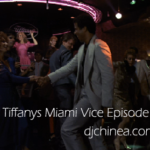 Tiffanys Disco Miami Vice Scene.