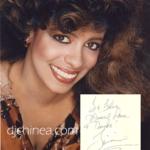 Trinere Autographed Promo Photo