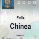 DJ Felix Chinea WMC 2000 Badge